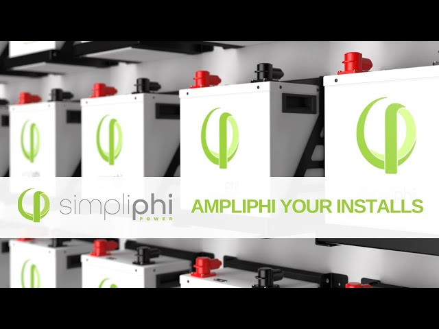 Tried & True Battery Backup | AmpliPHI 3.8 Battery | SimpliPhi Power & Soligent Distribution