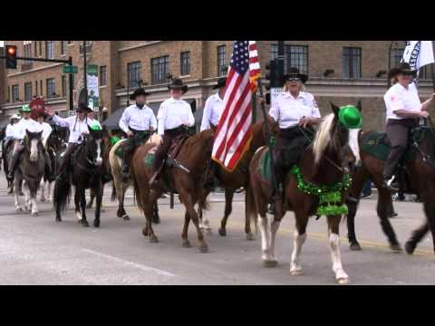 2016 St. Patrick's Day Parade: Downtown St. Charles Partnership: St. Charles, Illinois