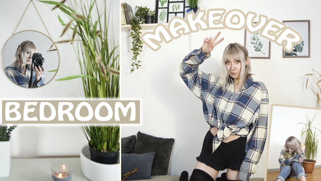✨ ვაკეთებ ოთახის აბგრეიდს 💥 BEDROOM MAKEOVER ✨