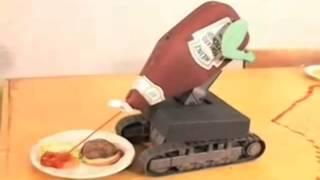 Ketchup Machine - Heinz Tomato - Dolan Theme