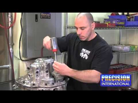 Getrag 6dct250 Ford Powershift Dps6 Transmission