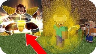Noob Se Ha Convertido En Un Mono Gigante Minecraft  Dragon Ball 1