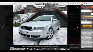 Авто из Литвы.Зачем нужны автоподборщики?