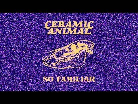 CERAMIC ANIMAL - So Familiar