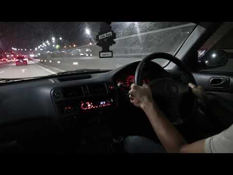 Honda Civic EK Vtec Sound (Custom Exhaust)