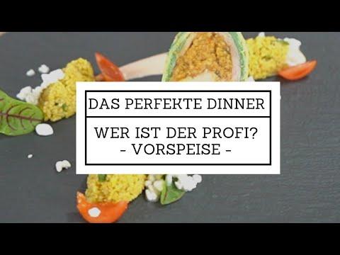 Das Perfekte Dinner Wer Ist Der Profi 2021