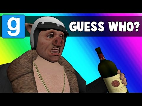 Thumbnail: Gmod Guess Who Funny Moments - GTA Online Apartment Map! (Garry's Mod)