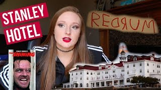 THE STANLEY HOTEL - HAUNTED PLACES   alaina