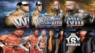 "2012 Wrestlemania XXVIII Official Theme Song: ""Invincible"" MGK ft. Ester Dean + Download Link"