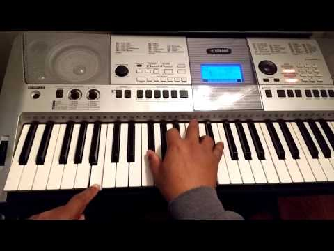 How to play I'll Just Say Yes by Brian Courtney Wilson on piano