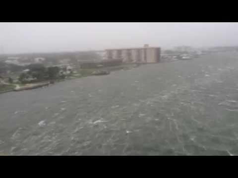 New Smyrna Beach Hurricane Matthew Damage