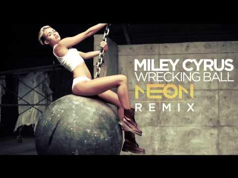 Miley Cyrus - Wrecking Ball (NE-ON Remix)