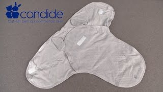 Luxury Swaddling Blanket from Candide Baby