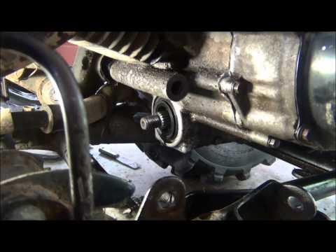Suzuki Eiger Carburetor Problems