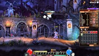 【魔界村オンライン】OBTプレイしてみた - コンジュラー、ファイター