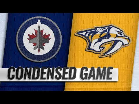 01/17/19 Condensed Game: Jets @ Predators