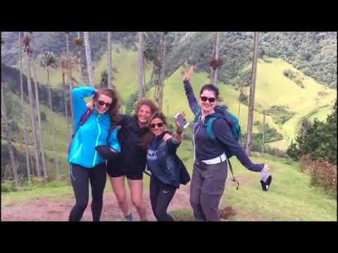 Colombia 2018 - Bogota to Cartagena