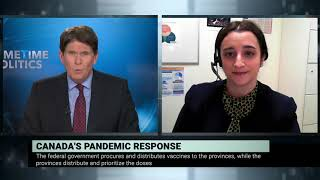 One year anniversary of the pandemic and how Canada has responded