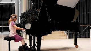 J.S. Bach - Invention 12 in A Major, BWV 783