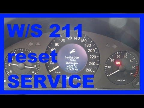 Mercedes W211Oelwechsel Oelchange Oelfilter am M271