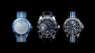QNET Swiss Watches | Cimier QNETCITY Collection '16