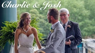 Charlie & Josh | Wedding Highlight