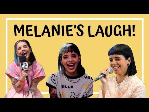 MELANIE MARTINEZ | LAUGHING COMPILATION