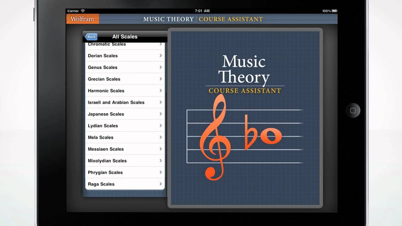a quick tour of the wolfram music theory course assistant