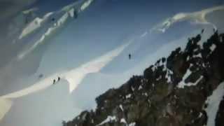 Kilian Jornet record travesía Courmayer Chamonix por la Innominata