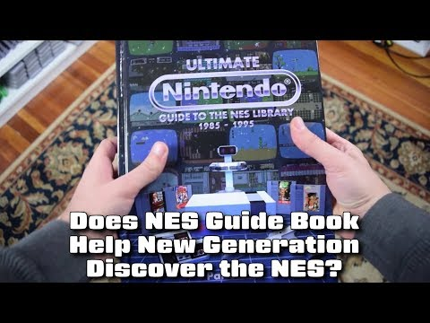 NES Guide Book - A Learning Tool for Modern Gamers? #CUPodcast
