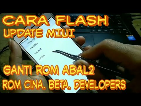 cara-flash-xiaomi-redmi-3-pro-metode-download