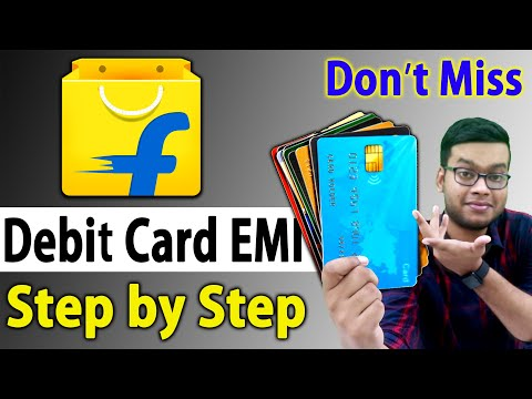 Flipkart Big Billion Day Debit Card EMI | Debit Card EMI On Flipkart | How To Get EMI On Debit Card