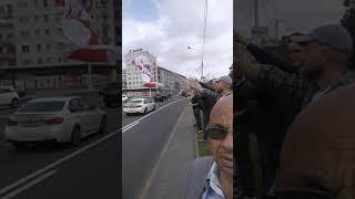 Минск, цепь солидарности