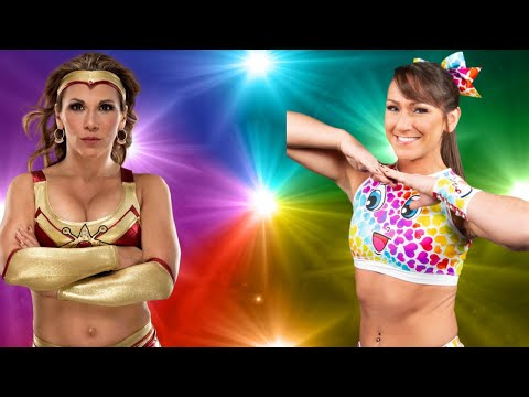 Fire Pro Wrestling World: Kylie Rae vs. Mickie James (VIDEO GAME MATCH)