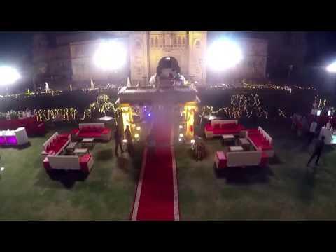 Bikaner Laxmi Niwas Best Wedding Arrangements