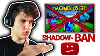 Youtube Shadow-Banned Me?