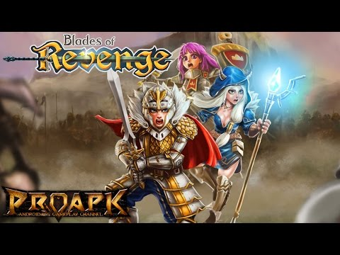 Blades Of Revenge: RPG Puzzle Gameplay IOS / Android