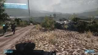 Battlefield 3 : Gameplay PC HD 1080p - Ultra Settings on GTX 650 Ti 2GB Boost