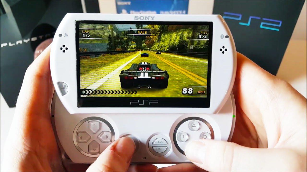 Burnout Dominator Gameplay - PSP Go 2019