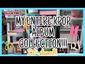 my ENTIRE album collection! 350+ albums!!1!1!