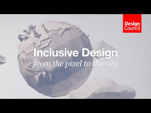 Inclusive Design: from the pixel to the city