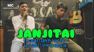 JANJITAI - Alm. MARIATI (COVER ANWAR SIREGAR Ft. EDWIN NASUTION)    Live