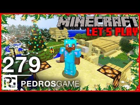VÁNOČNÍ SPECIÁL | Minecraft Let's Play #279 | Pedro