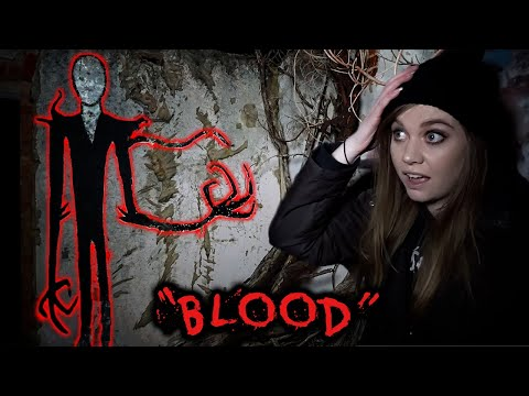 NEVER Visit The Slenderman House At NIGHT | Scary Paranormal Investigation