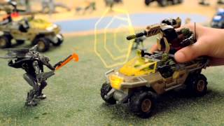 Mega Bloks, Halo- Lights and Sounds