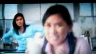 Sarah Geronimo & Mommy Divine's Selecta Fortified Milk Tvc 2010