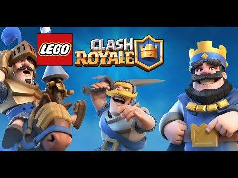 LEGO Clash Royale