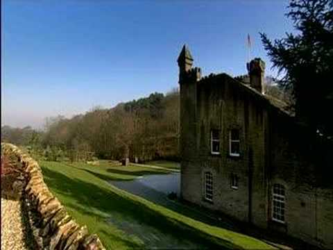 I Own Britains Best Home The Yorkshire Castle Youtube