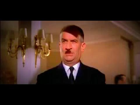 Louis de Funès' Hitler Parodie [