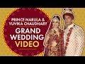 Prince Narula and Yuvika Chaudhary Grand Wedding Video | #PriVika | Pinkvilla | Bollywood